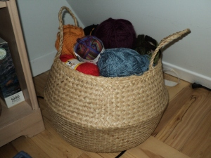 Full basket. And this isn't even all of it.